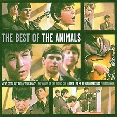 The Animals 'the Best Of The Animals' Cd New+