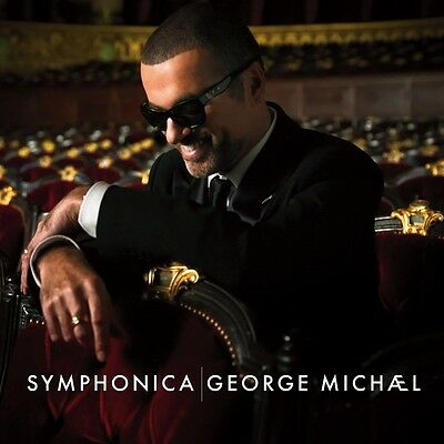 George Michael - Symphonica  Cd New+