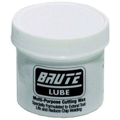 Champion Cutting Tools 2 oz. Brute Lube Wax Lubricant XLUB-WAX-2 NEW