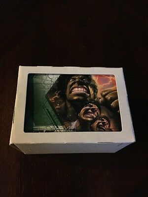 Hulk The Movie Complete Trading 81 Card Set By Upper Deck 2003