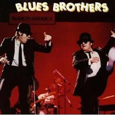 THE BLUES BROTHERS - MADE IN AMERICA CD POP NEW+