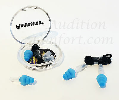 Bouchon d'oreille de protection auditive Pianissimo S20 small (pour enfant)