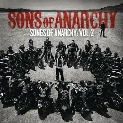 Sons Of Anarchy (Television Soundtrack) - Songs Of Anarchy: Vol.2  Cd New+