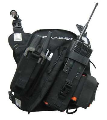 COAXSHER RP202 RCP-1, Pro Radio, Chest Harness