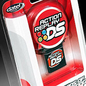 Nintendo DS Lite Datel ACTION REPLAY DS Cheat Codes nds game dsl strategy cheats