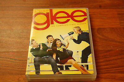 DVD Boxset~Glee: The Complete First Season~7 Disc Set~Free Shipping! Make Offer!