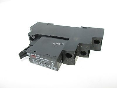 Allen Bradley 700-SKOC2Z25 Solid State Relay w/Socket, 5-24VDC IN, 5-48VDC OUT