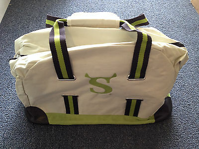 NEW * SHREK DreamWorks Pictures Movie Executive Athletic / Book Bag PROMO