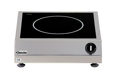 Bartscher A105948 - Table top induction stove with 1 cooking zone 3,5 KW