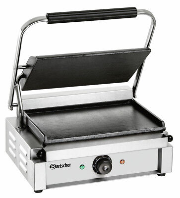 """Bartscher A150679 - Contact grill """"Panini"""" 41x37cm"""