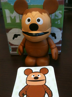"Rowlf the Dog 3"" Vinylmation Muppets Series 1 ORIGINAL NOT A SCRAPPER"