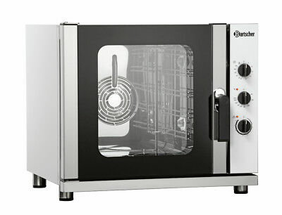 Bartscher 206782 - Convection oven C5230 with humidity, 4,3 kW