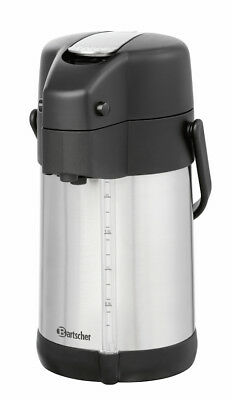 Bartscher 190990 - Dispenser thermos, 2,2 liter