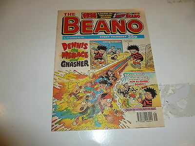 THE BEANO Comic - Issue No 2674 - Date 16/10/1993 - UK Paper comic