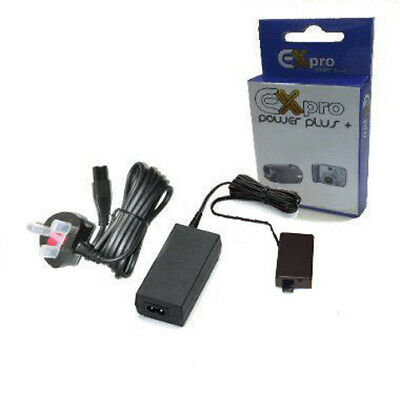 AC Power Adapter ACK-E5 CA-PS700 & DR-E5 Coupler kit for Canon PowerShot