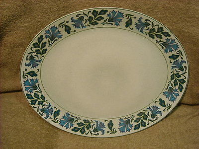 """Midwinter Stonehenge """"Caprice"""" Serving Platter Oven to Table"""
