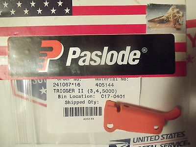 """Genuine"" Paslode  Part # 405144   TRIGGER II (3,4,5000)"