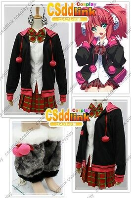Zero Escape Clover Cosplay Costume outfit