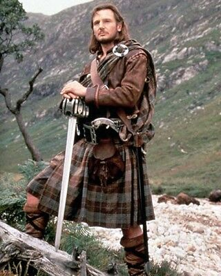 Neeson, Liam [Rob Roy] (56779) 8x10 Photo