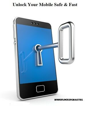 AT&T or T-Mobile SAMSUNG UNLOCK CODE Galaxy S5 S4 S3 S2 NOTE 2 3 4 SKYROCKET