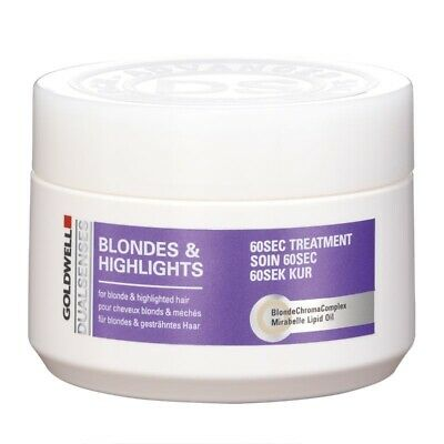 Goldwell Dualsenses Blonde and Highlights 60 Second Treatments 200ml
