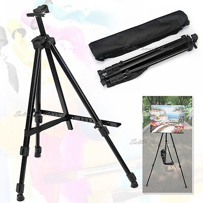 Art Supplies Drawing Board Artist Easel Display Stand Painting Exhibition Tripod