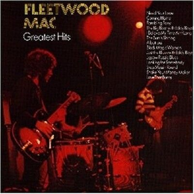 Fleetwood Mac 'greatest Hits' Cd New+!!!!!!