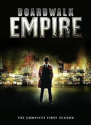 Boardwalk Empire: The Complete First Season, Good DVD, William Hill, Michael Pit