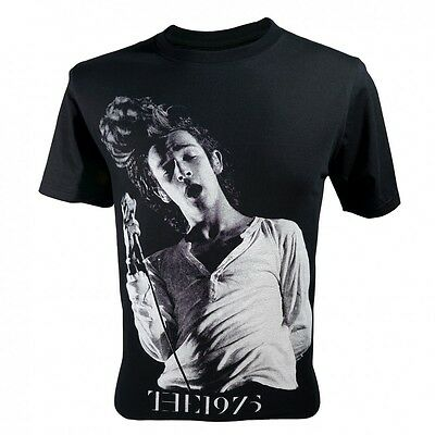 Immortal Men's Matthew Healy The 1975 Indie Rock Band T-shirt