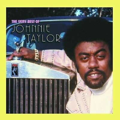 Johnnie Taylor - The Very Best Of  Cd New+