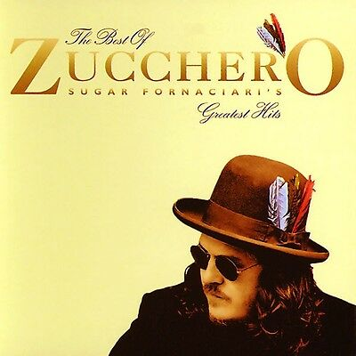 Zucchero: The Best Of Zucchero.greatest Hits (Special Edition) Cd 16 Tracks New+