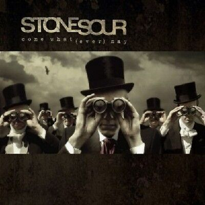 Stone Sour 'come What (Ever) May' Cd New+!