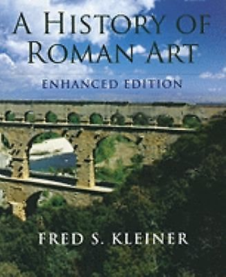 A History of Roman Art, Enhanced Edition, Kleiner, Fred S., Good Book