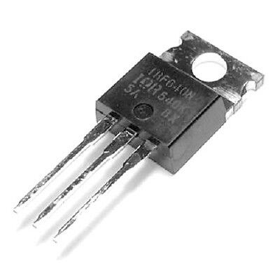 Stock 5Pz. IRF640N  (IR)  Transistor unipolare N-MOSFET 200V 18A 150W TO220AB