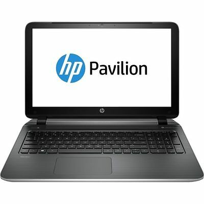 "NEW HP PAVILION 15-P157CL 15.6"" TOUCHSCREEN LAPTOP i5-4210U 6GB 750GB WIN8"