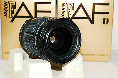 Beautiful Nikon Zoom-Nikkor AF-D 28-80 Lens with Warranty, For larger DSLRs