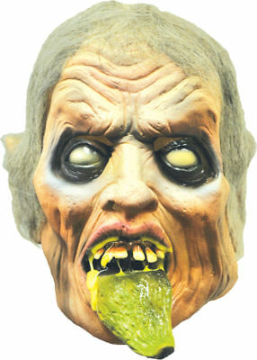 Morris Costumes Latex Frightmare Over Head Zombie Mask. DU534