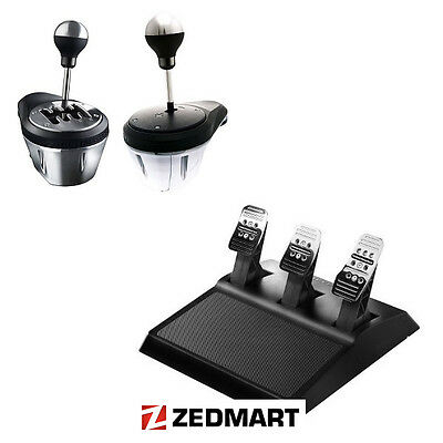 Thrustmaster Shifter & Pedals Drag N Drift Bundle Pack