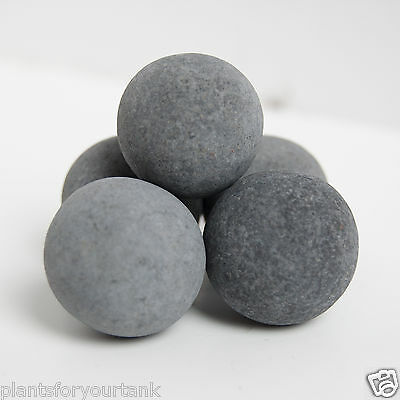 Ceramic Mineral balls to maintan healthy water for shrimp (1 x pack of 5)