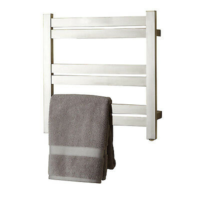 "Naiture Stainless Steel 20"" Plug-In Towel Warmer In 3 Finishes"