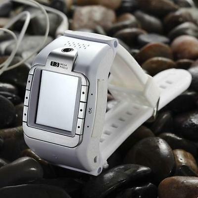 "US Unlocked N388 1.4"" Touch LCD Wrist Watch Phone Camera GSM Bluetooth FM MP3/4"