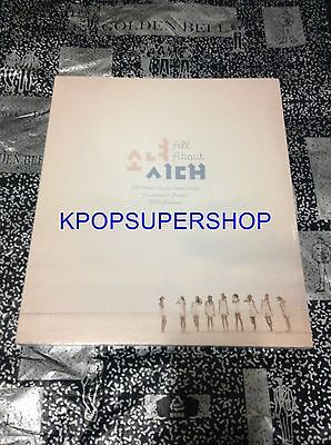 Girls' Generation All About SNSD Paradise in Phuket Photobook New Sealed KPOP