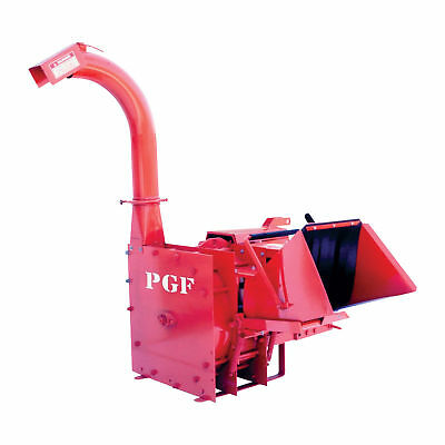 PGF PTO Wood Chipper - 6in Cap, #WCP600