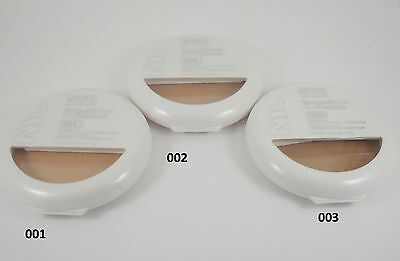 Nyc Smooth Skin 2-In-1 Compact Foundation And Concealer - Choose Shade