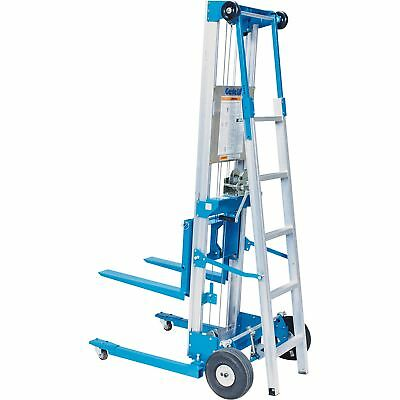 Genie Lift (Aluminum) Ladder - 8ft. Max. Height