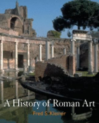 A History of Roman Art by Kleiner, Fred S.