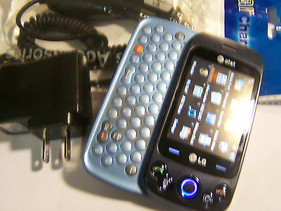 GOOD! LG Neon 2 GW370 Camera QWERTY Video Bluetooth GSM Slider AT&T Cell Phone