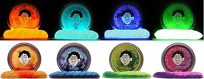 Crazy Aarons Thinking Putty Glow In The Dark & Heat Sensitive Small Tin Fun Gift