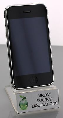 Apple iPhone 3G - 8GB - Black (AT&T) Smartphone - FAIR CONDITION