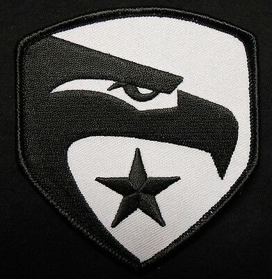 COBRA GI JOE EAGLE USA ARMY TACTICAL US MILITARY MORALE BADGE SWAT VELCRO PATCH